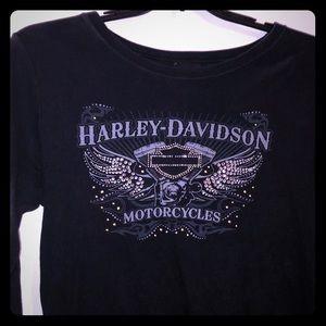 Vintage Harley shirt